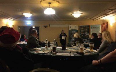 Public Speaking as a Private Investigator